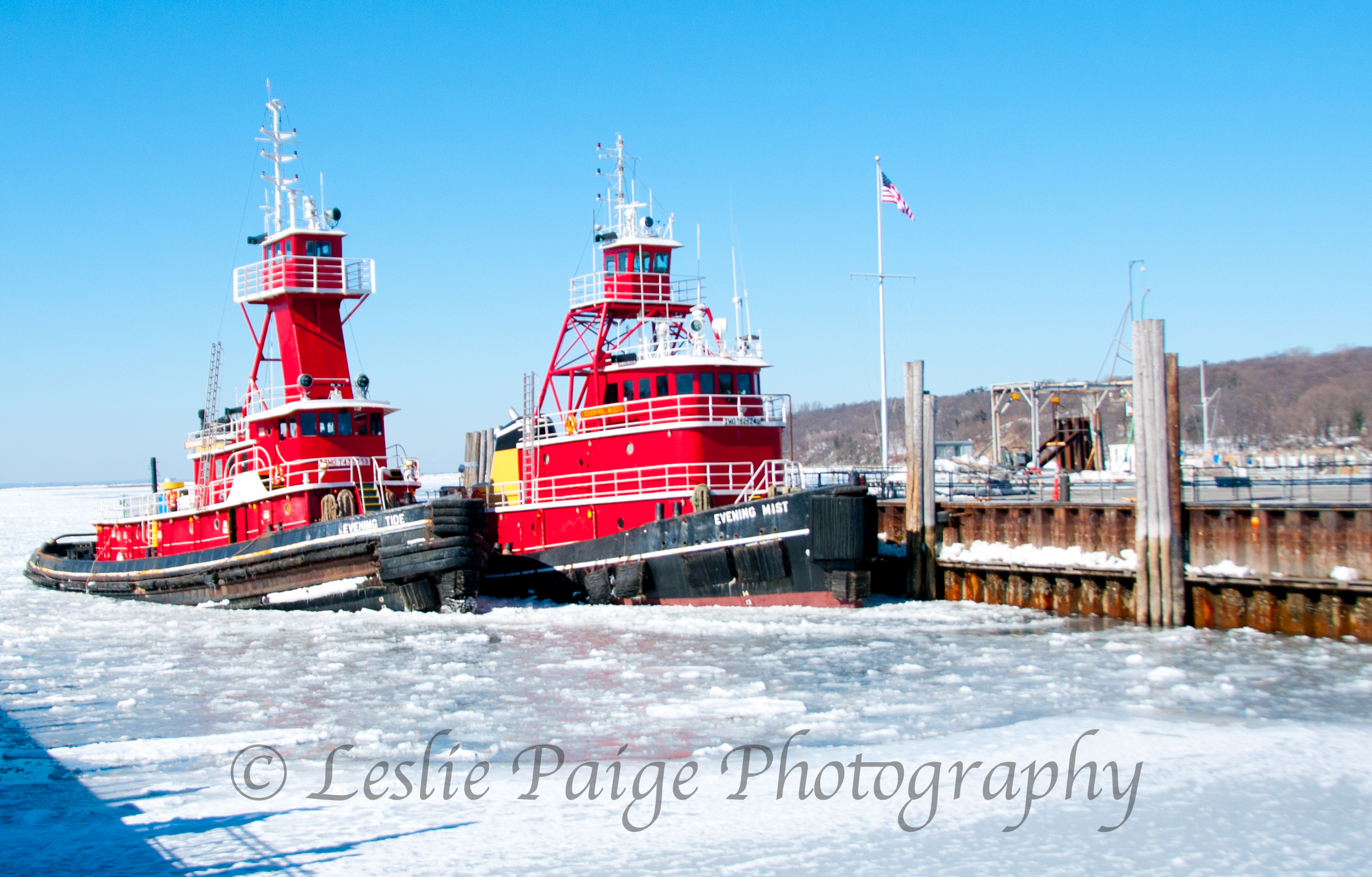 An Unsettled Harbor with watermark-8016